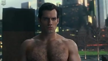 Shirtless Superman