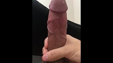 Teen jerking off