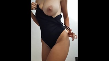 PERFECT big natural boobs BUSTY - tits seins tetas tette tieten XXX porn HD