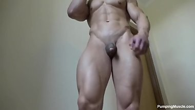 Russian Bodybuilder