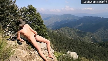 Beautiful Mountain Dildo Fuck - Lapjaz.com