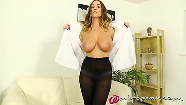 Stacey Poole: Meet a Hot Busty College Girl [HD]