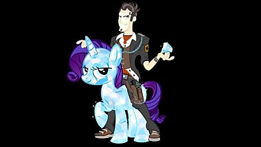 [NO PORN] Reading ~ Handsome Jack Visits Equestria Ch 6