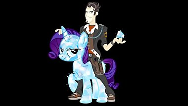 [NO PORN] Reading ~ Handsome Jack Visits Equestria Ch 3-4