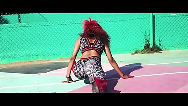 Oskido serope  (slow motion Twerk) Hebraic edit