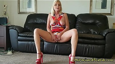 Ms Paris and Her Taboo Tales &quot_Orgasms&quot_