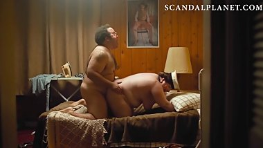 Fat Woman Kirsten Krieg Nude Sex Scene on ScandalPlanet.Com