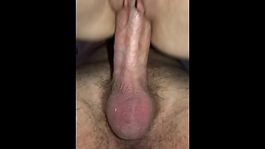 Wet pussy goes deep!