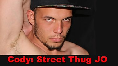 Str8t Street THUG Needs Cash Gets NAKED Spreads HOLE Shoots LOAD & Showers