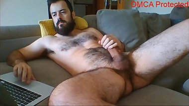 Uncut Beast / Great Cock / Sexy Bear