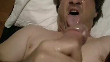Cumshot In The Eye