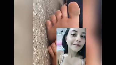 special 100k of views, my friend isabella 21 years candid precios feet