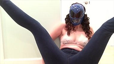 Pissing Compilation- Blue Ranger