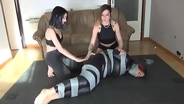 Good Tape Bondage