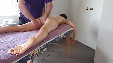 Sensual Yoni Massage Part1