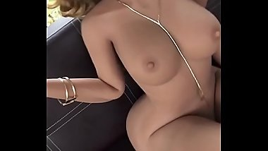 Sexy Blonde Curves Cute Sex Doll Toys uxdoll