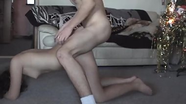 Me and my girlfriend is having sex on cam for the first time :)
