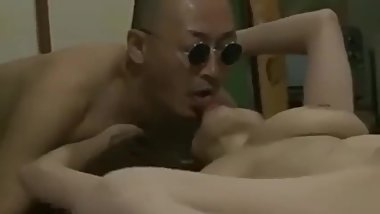 ASIAN DADDY FUCK SISTER