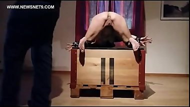 Little slut punishment