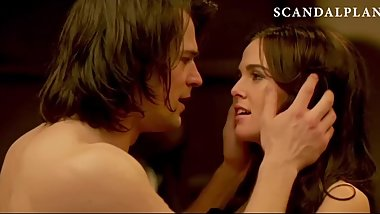 Zoey Deutch Sexy Scenes from 'Vampire Academy' On ScandalPlanet.Com