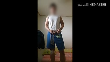 uncut korean personal trainer dick smell