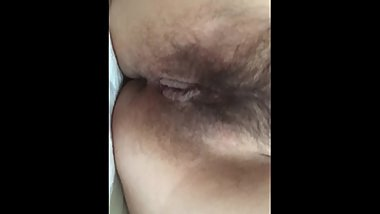 18 YEARS OLD PETITE TEEN GETS A FUNNY CREAMPIE
