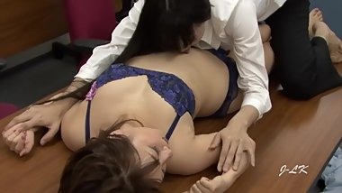 Japanese belly worship