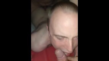 Dutch slut spit roasted