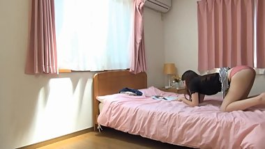 japanese girl farting 02