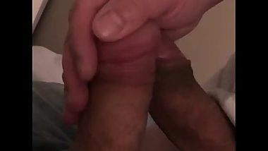 Two uncut buddies Frotting and jerking
