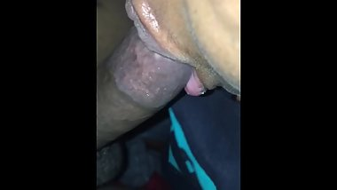 She love sucking my cock