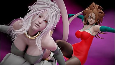 Honey Select 1.20 Studio Neo LRE - The Night: Androids 21