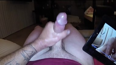 Dirty Talking Cock Stroking