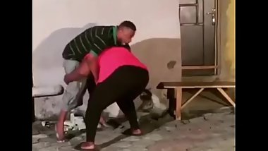 strong wife beats and lift her husband