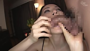 Horny big tits housewife cheating [sex beside sleeping husband]