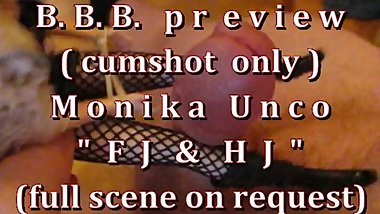 B.B.B.preview Monika Unco