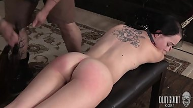 Teen BDSM - Babmi Black - Helplessness of the Ropes 3