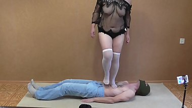Trample 32 (full video 18min in my Oronjo store)