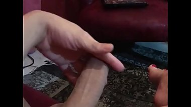 Turkish Shemale Masturbation Feet