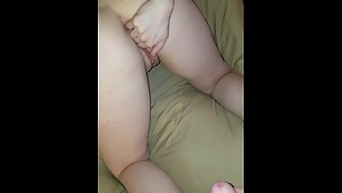 Playing with her holes and getting fucked