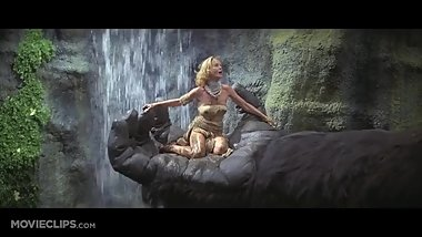 King Kong Shower Scene