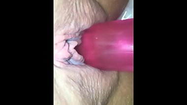 I'm horny and need a big dick