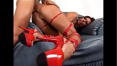 Big Butt Anal Hardcore Action --- Candy Strong (European Babe) &_ Frank Major