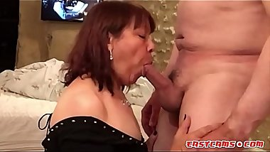 Mature Asian Blowjob &amp_ Fuck CFNM02