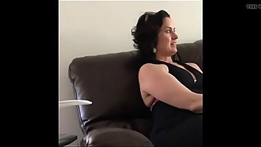 Stepmom upskirt NO PANTIES - stepfamily.cf