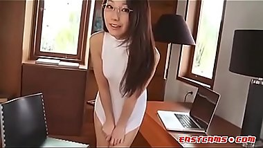 Hot asian Andromeda Only tease Pantyhose