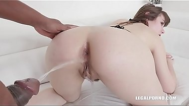 Two french bitches Luna Rival &_ Sophia Laure love sex &_ fisting game Part 2