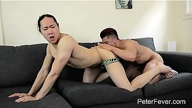 Latino 138 Armond Rizzo Fucks Asian Friend