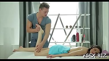 Romantic beauty considers carnal sex to be a great present