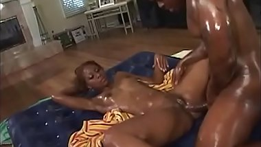 Michelle Tucker - Oiled up and Dicked down dj